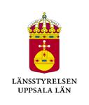 Länsstyrelsen i Uppsala län logotyp