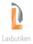 Laxbutiken i Heberg AB logotyp
