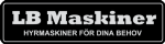 LB Maskiner Sverige AB logotyp