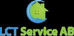 Lct service ab logotyp