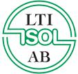 Lerums Tekniska Isolering LTI AB logotyp
