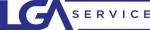 LGA Service Sverige AB logotyp