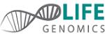 Life Genomics AB logotyp
