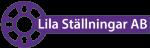Lila Ställningar AB logotyp
