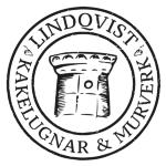 Lindqvist Kakelugnar & Murverk AB logotyp