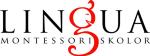 Lingua Montessori Förskolor & Skolor AB logotyp