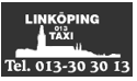 Linköping 013 Taxi AB logotyp