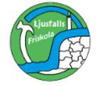 Ljusfalls Skolas Ekonomiska Fören logotyp