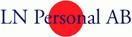 LN Personal AB logotyp