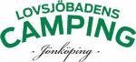 Lovsjöbadens Camping AB logotyp