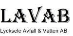 Lycksele Avfall och Vatten AB logotyp
