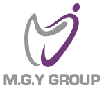 M.g.y group ab logotyp