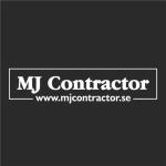 M J Contractor AB logotyp