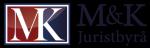 M&K Juristbyrå logotyp