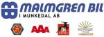 M Malmgren - Bil AB logotyp