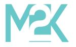 M2k installation AB logotyp