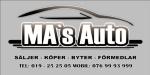 MA's Auto AB logotyp