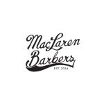 MacLaren Barbers AB logotyp