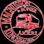 Magnusson & Söners Åkeri AB logotyp