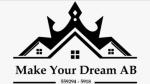 Make your dream AB logotyp
