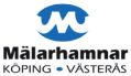 Mälarhamnar AB logotyp