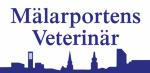 Mälarportens Veterinärklinik AB logotyp