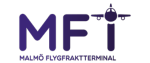 Malmö Flygfraktterminal KB logotyp