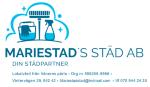 Mariestads Städ AB logotyp