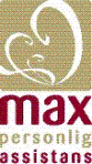 Max Assistans AB logotyp