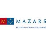 Mazars AB logotyp