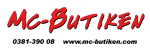 Mc-Butiken i Eksjö AB logotyp