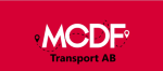 MCDF Transport AB logotyp