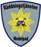 Medelpads Räddningstjänstförbund logotyp