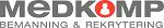 Medkomp Vårdbemanning AB logotyp