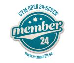 Member 24 AB logotyp