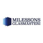 Milessons Glasmästeri AB logotyp