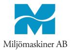 Miljömaskiner Linköping AB logotyp
