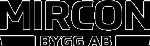Mircon Bygg AB logotyp
