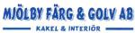 Mjölby Färg och Golv AB logotyp