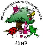 Montessoriförskola Rosa Tornet i Lund Ek.Fören. logotyp