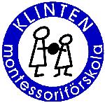 Montessoriförskolan Klinten Ek. För. logotyp