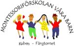 Montessoriförskolan Våra Barn Ekonomisk Fören logotyp