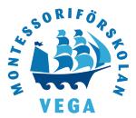 Montessoriförskolan Vega, Nordostpassagen ekonom logotyp