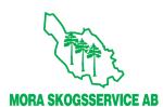 Mora Skogsservice AB logotyp