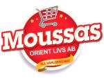 Moussas Orient Livs AB logotyp