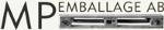 Mp Emballage AB logotyp