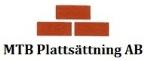 Mtb Plattsättning AB logotyp