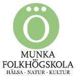 Munka Folkhögskola logotyp