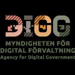 Myndigheten För Digital Förvaltning logotyp
