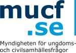 Myndigheten För Ungdoms-och Civilsamhällesfrågor logotyp